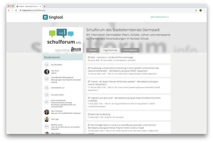 Schulforum.info